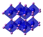 The wondrous and bedazzling nitride of lithium.